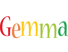 Gemma birthday logo