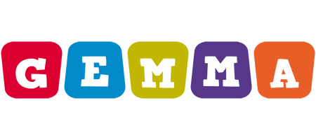 Gemma kiddo logo