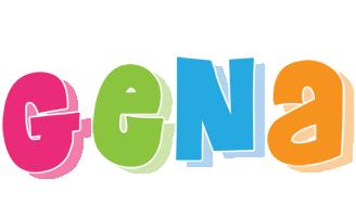 Gena friday logo