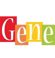 Gene colors logo
