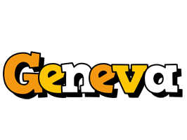Geneva cartoon logo