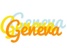 Geneva energy logo