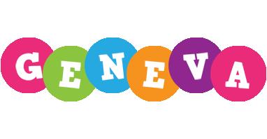 Geneva friends logo