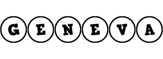 Geneva handy logo