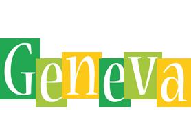Geneva lemonade logo