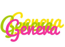 Geneva sweets logo