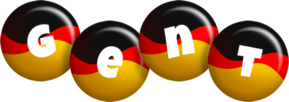 Gent german logo