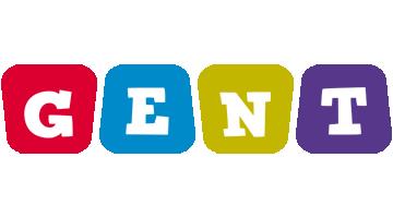 Gent kiddo logo