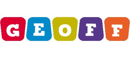 Geoff daycare logo