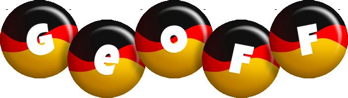 Geoff german logo