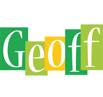 Geoff lemonade logo
