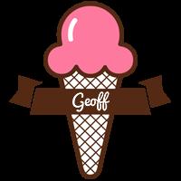 Geoff premium logo