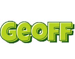 Geoff summer logo