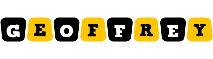 Geoffrey boots logo