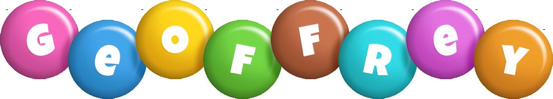 Geoffrey candy logo