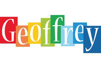 Geoffrey colors logo