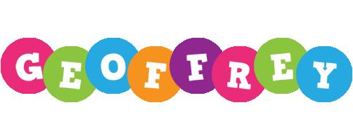 Geoffrey friends logo