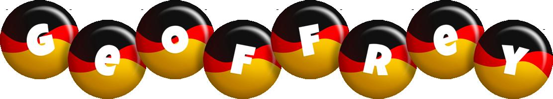 Geoffrey german logo