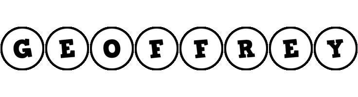 Geoffrey handy logo