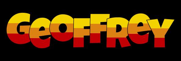 Geoffrey jungle logo