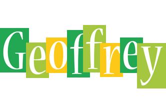 Geoffrey lemonade logo