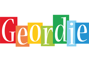 Geordie colors logo