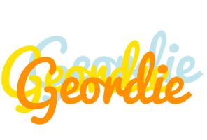 Geordie energy logo