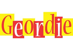 Geordie errors logo