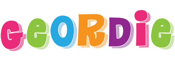 Geordie friday logo