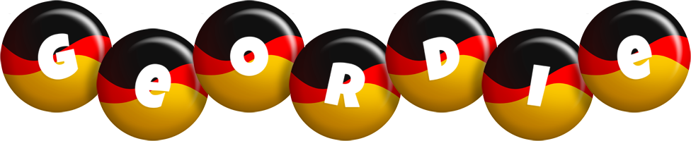 Geordie german logo
