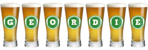 Geordie lager logo