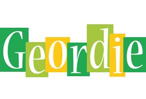 Geordie lemonade logo