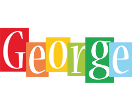 George colors logo