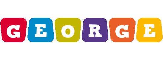 George daycare logo