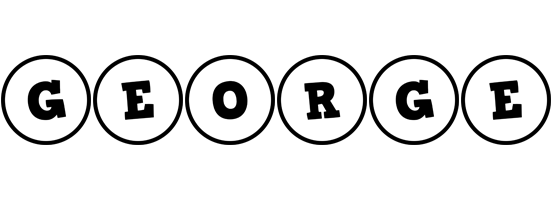 George handy logo