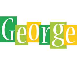 George lemonade logo