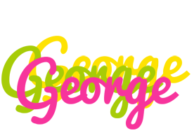 George sweets logo