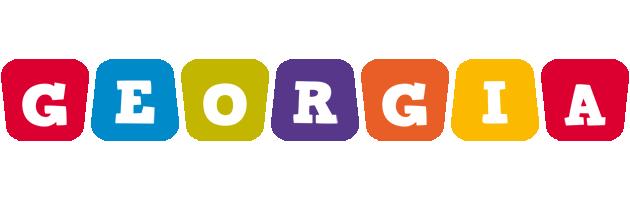 Georgia daycare logo