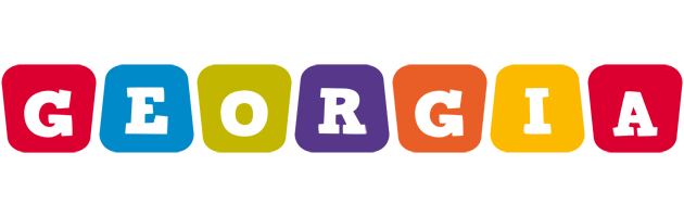 Georgia kiddo logo