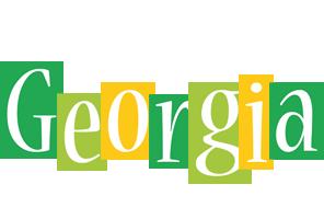 Georgia lemonade logo