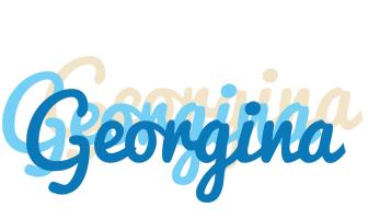 Georgina breeze logo