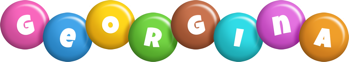 Georgina candy logo