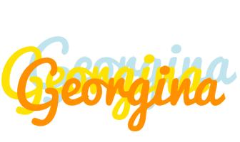 Georgina energy logo