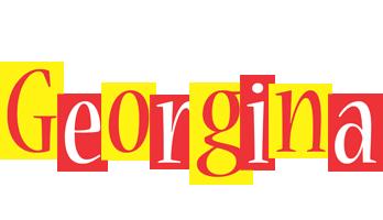 Georgina errors logo