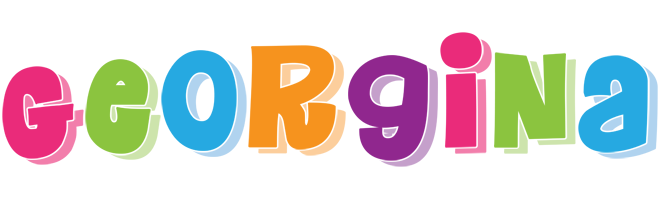 Georgina friday logo
