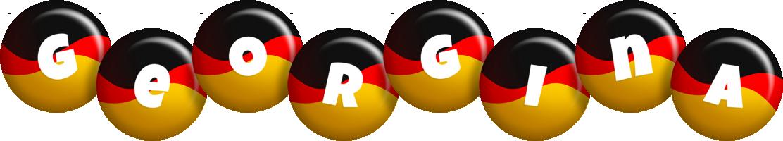 Georgina german logo