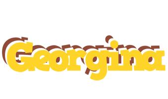Georgina hotcup logo