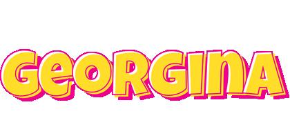 Georgina kaboom logo