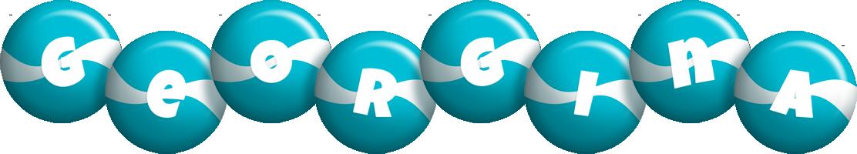 Georgina messi logo