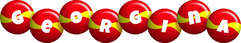 Georgina spain logo